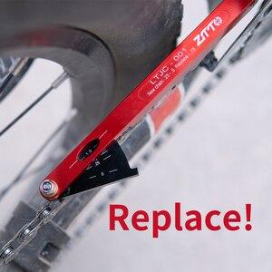 Image 2 - ZTTO MTB Fahrrad Kette Tragen Anzeige Werkzeug Kette Checker Kits Multi Funktionale Ketten Gauge Messung Für Mountain Road Bike