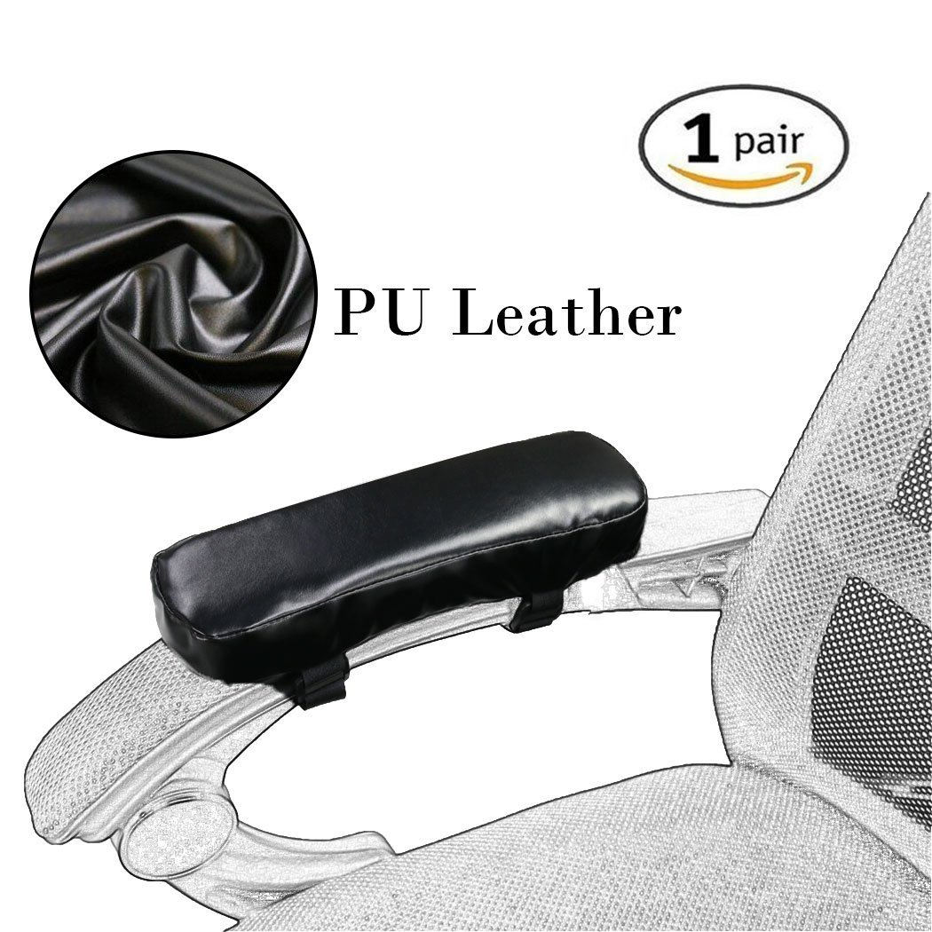 Furniture 2pcs Chair Armrest Pads Ultra-soft Memory Foam Elbow Pillow Support Universal Fit For Home Or Office Chair For Elbow Relief With A Long Standing Reputation