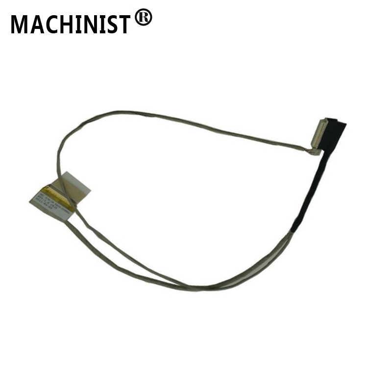 Video ekran esnek tel Samsung QX410 QX411 QX412 QX510 QX511 QX512 laptop LCD LED LVDS ekran şerit kablo BA39-00989A