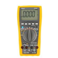 Vici ВИШИ VC87 Правда RMS ЖК-Цифровой Мультиметр DMM для Автомобильных Дисков w/Емкость Частота Температура и hFE Тест