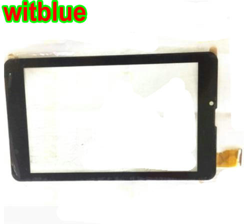 Witblue New For 7 finepower b1 Tablet touch screen panel Digitizer Glass Sensor replacement Free Shipping witblue new touch screen for 10 1 nomi c10103 tablet touch panel digitizer glass sensor replacement free shipping