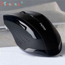 Ecosin2 Mosunx 2.4 ГГц Беспроводной оптическая Мышь для компьютера PC ноутбук Лидер продаж оптико-электронный mice17mar22