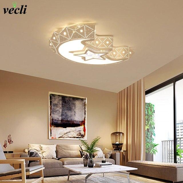 Led deckenleuchte startseite schlafzimmer beleuchtung lampen 85 265 ...