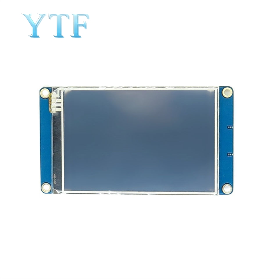 Nextion NX4832T035 3.5 inch HMI TFT LCD Touch Display Module 480x320 3.5 Resistive Touch Screen for Raspberry Pi 3 Arduino Kit