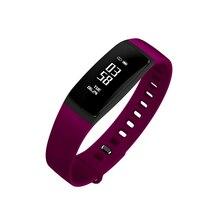 2017 Новый Smart Браслет V07 с Bluetooth фитнес-трекер активности для здоровья Sleep Monitor артериального давления сообщение напоминание