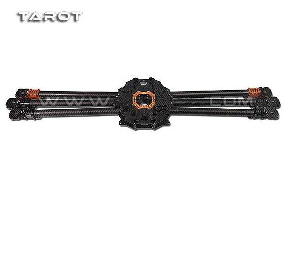 F08614 Tarot T960 Complet En Fiber De Carbone 6-axle Pliable Hexacopter Cadre Rack Kit FPV TL960A pour DIY 6-axle Multicopter Drone FPV