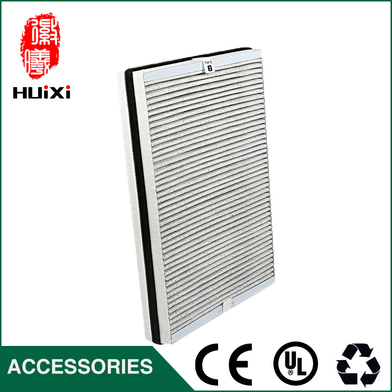 365*45*278mm size hepa filter with high quality efficient addition to formaldehyde composite air purifier parts AC4076 AC4147