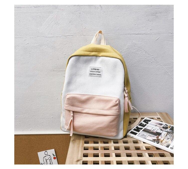HTB140SIauL2gK0jSZPhq6yhvXXap 2019 New Fashion Women Backpack Leisure Shoulder School Bag For Teenage Girl Bagpack Rucksack Knapsack Backpack For Women