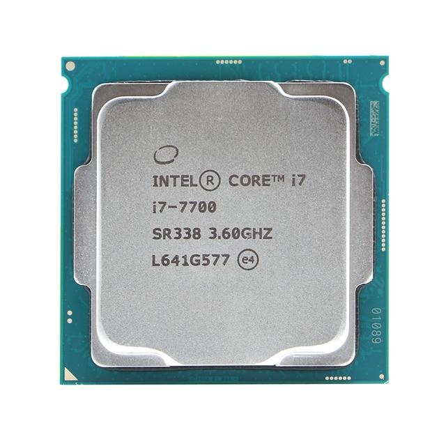 cpu i7 7700