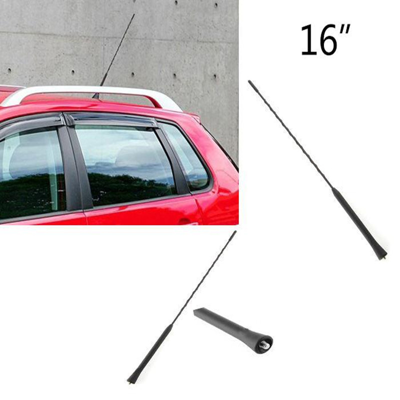 "Bmw Z3 Replacement Roof: Car Styling 16"" Replacement Roof Mast Whip Fuba Car Auto"