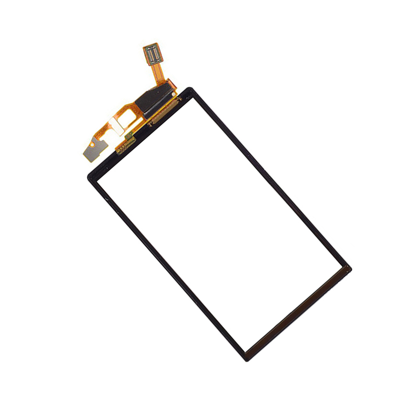 Black For Sony Ericsson Xperia Neo V MT11i MT11 Black Digitizer Touch Screen Panel Glass Replacement