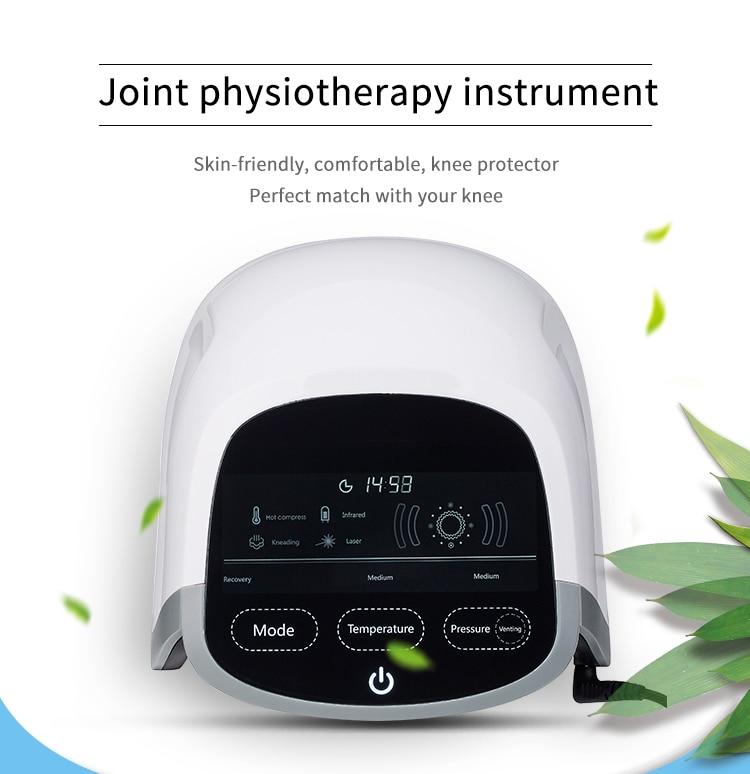 Smart Massager Treat Rheumatoid Arthritis Knee Pain Relief Medical Laser Therapy Machine Laser Health Care Portable