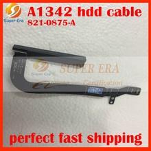 A1342 HDD кабель для Macbook A1342 13 дюймов 821-0857-A HDD кабель жесткий диск драйвер кабеля 2009 2010 год