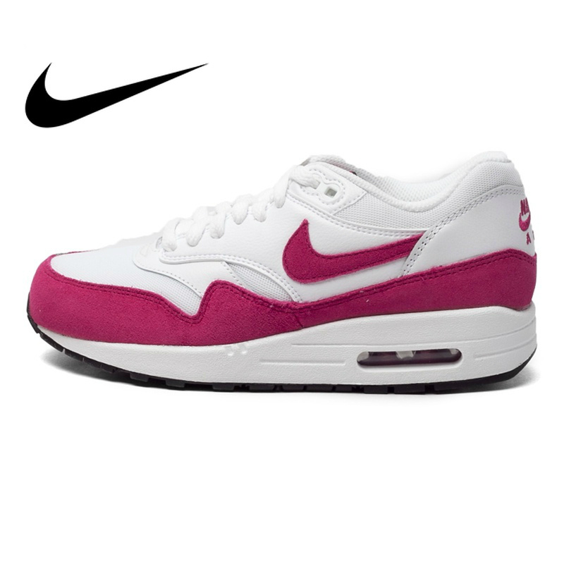 Original Authentic NIKE Max Air 1 Low Top Rubber Womens Running Shoes Sneakers Sport Shoes Woman Walking Jogging Durable 599820Original Authentic NIKE Max Air 1 Low Top Rubber Womens Running Shoes Sneakers Sport Shoes Woman Walking Jogging Durable 599820