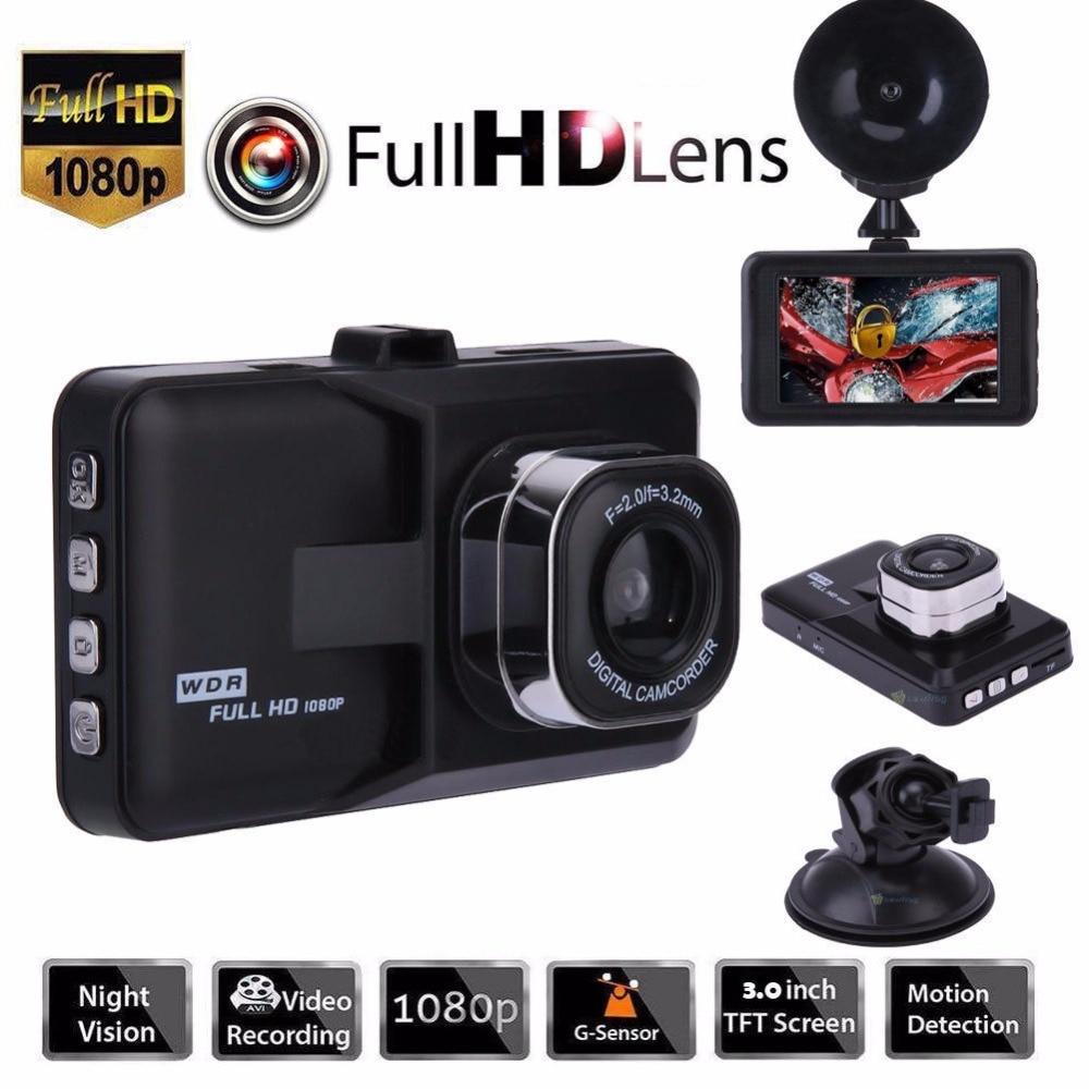 ENKLOV 170 Wide Angle Lens Dash Cam Full HD 1080P Car DVR Clear Night Vision Dash Cam Gravity Sensing Mini Car Camera Hidden Cam reco classic car cam
