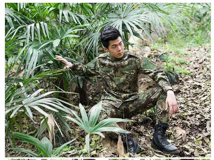 Kryptek Typhon Camo ubrania do dżungli taktyczne wojskowe jednolite umundurowanie bojowe kurtka + spodnie męskie bojowe odzież garnitur dla nas armii