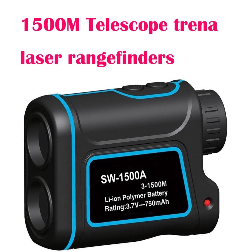 SNDWAY 600 mt 1000 mt Monokulare meter 1500 mt Laser-entfernungsmesser für jagd Teleskop trena laser range finder messen im freien