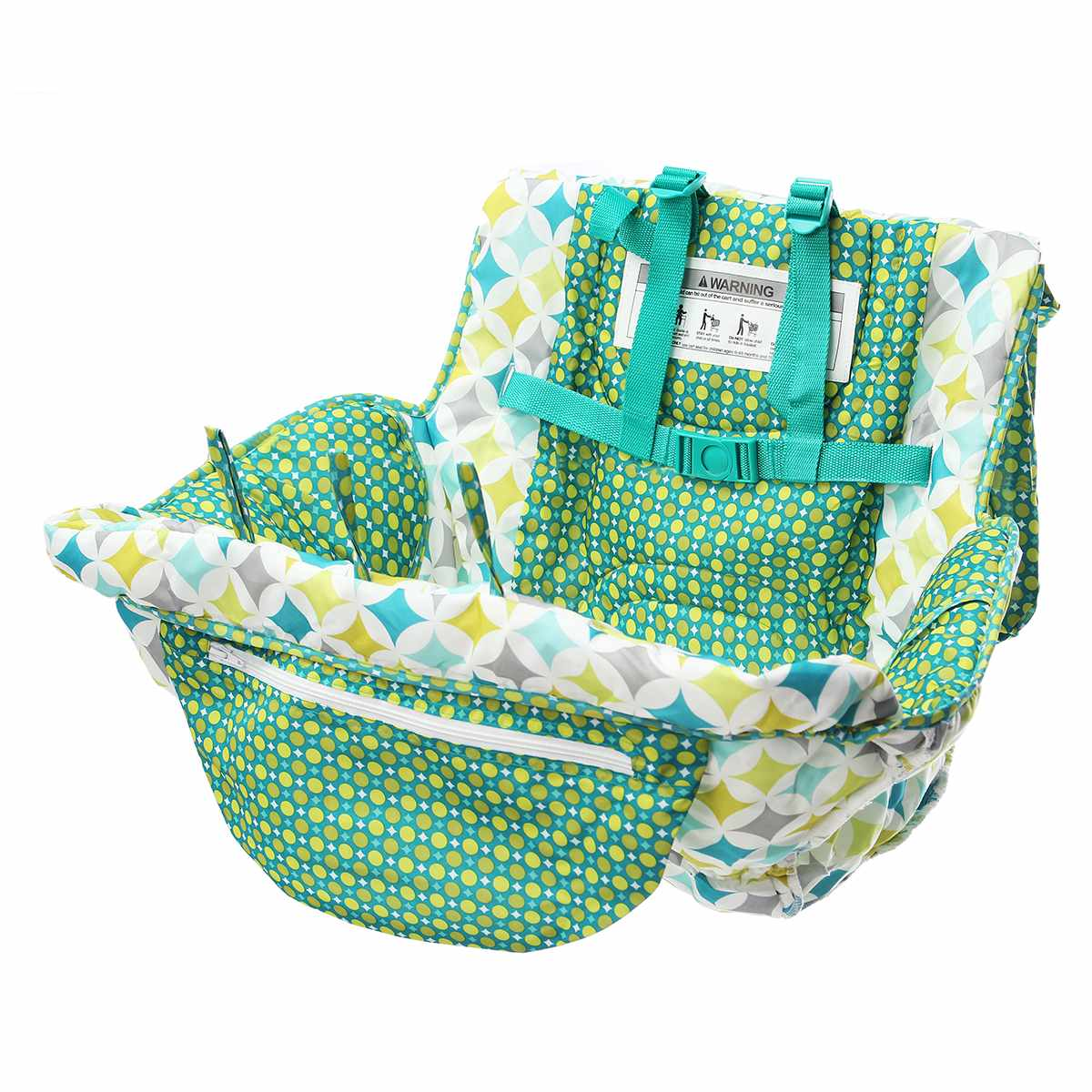 4 типа многофункциональные детские складные Защитные чехлы для тележки, мягкие детские защитные сиденья для детей - Цвет: Type C