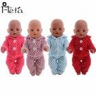 Doll Pajamas Plush 2...