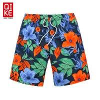 Board Shorts Men 2016 Summer New Sweat Boardshorts Mens Hawaiian Shorts Gym Fitness Shorts Man Cotton