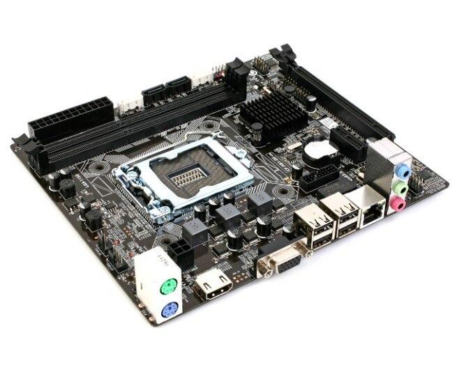 все цены на C.H81-DS V20 all solid-state version of the V20 computer motherboard LGA1150 VGA + HDMI онлайн