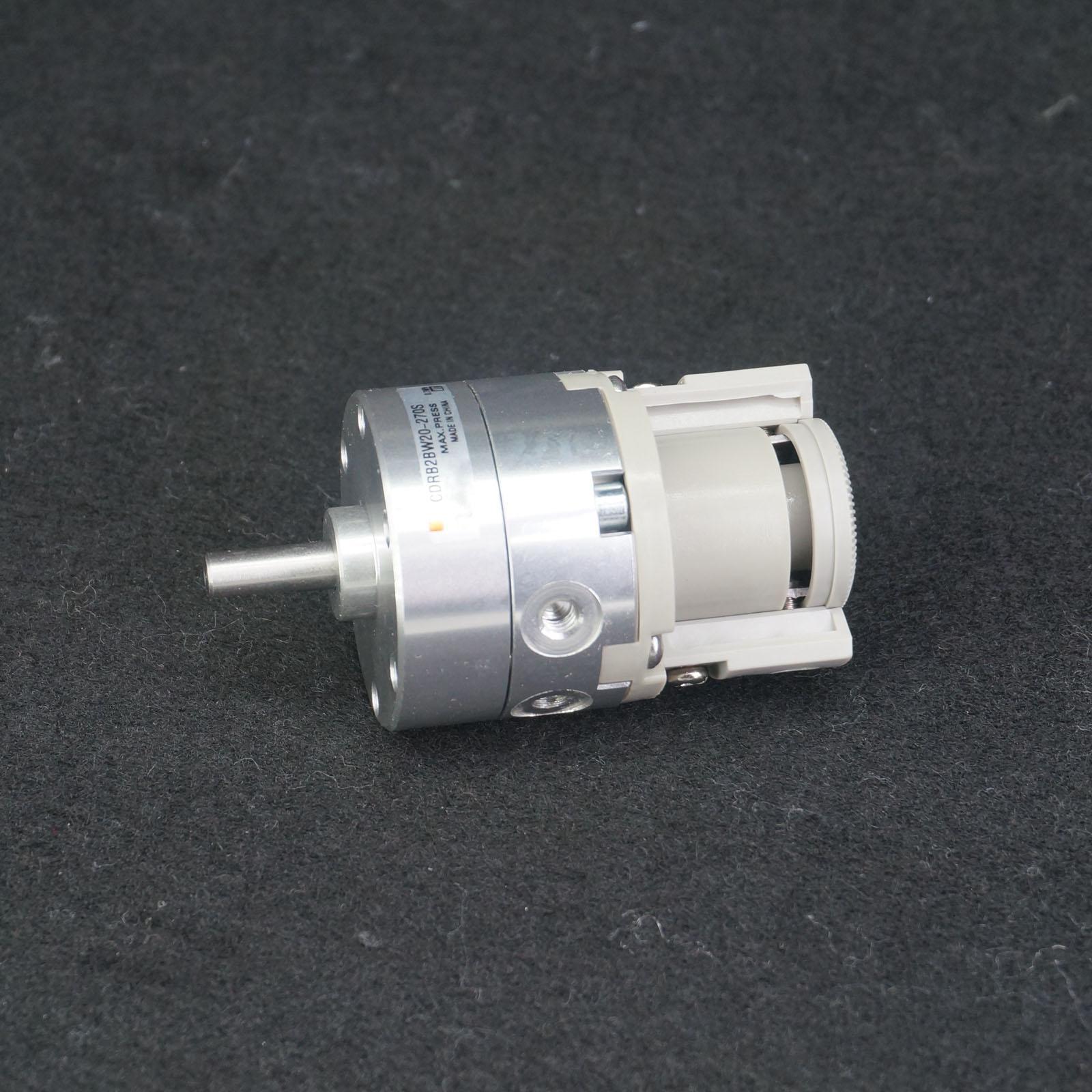 все цены на CDRB2BW20-270S Rotary Cylinder 20mm Rotate 270 Double Shaft With Magnet онлайн