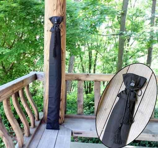 Bambus katana schwerter tasche Kendo kung fu kampfkunst krieger messer taschen Japanischen messer schwert tasche