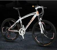 26-inch aluminum-speed dual-disc damping MTB 21/27 shift quality Super mountain road bike free shipping