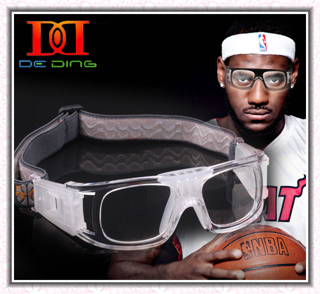 b7ebf4434b55 Hot Sale Mens Football Basketball Goggle Glasses Boys Oculos de Basquete  Sports Protective Glasses DD0207