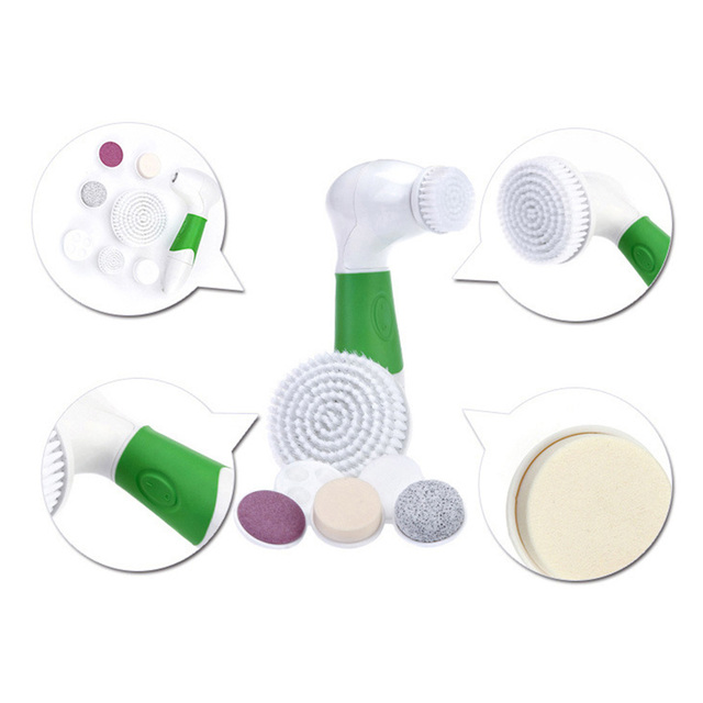 7 in 1 Electric Face Cleansing Brush