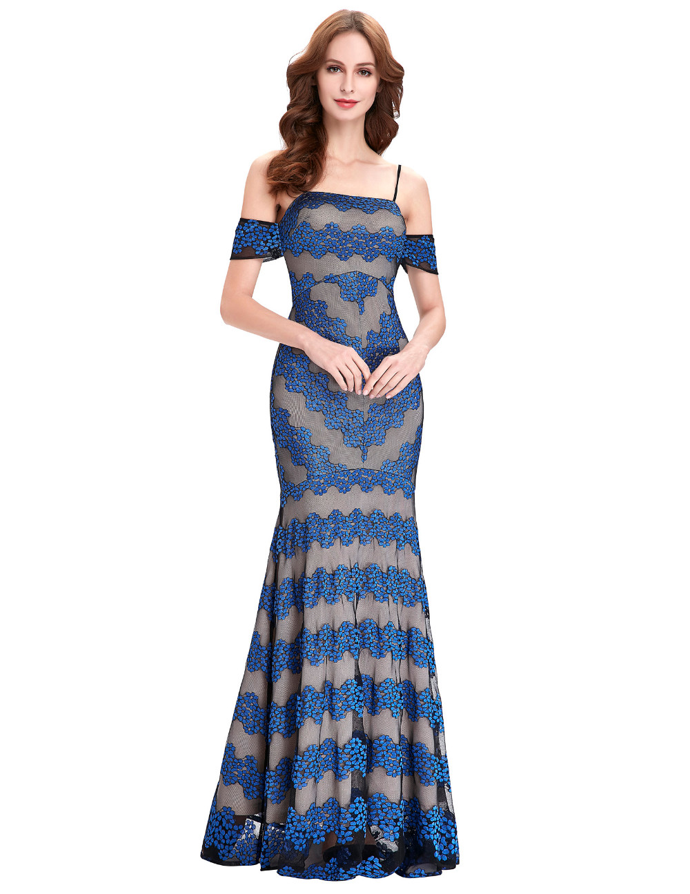 Free Shipping Women Slim Line Bandage Dress Mermaid Evening Dresses Long  Backless Formal Evening Party Gowns 6080USD 41.30 piece 39294c2b130a