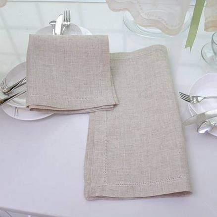 Online Free Shipping Good Quality High End Contracted And Modern 100 Linen Napkin Wedding Cloth Napkins Colors 3 Sizes Ka001 Aliexpress Mobile