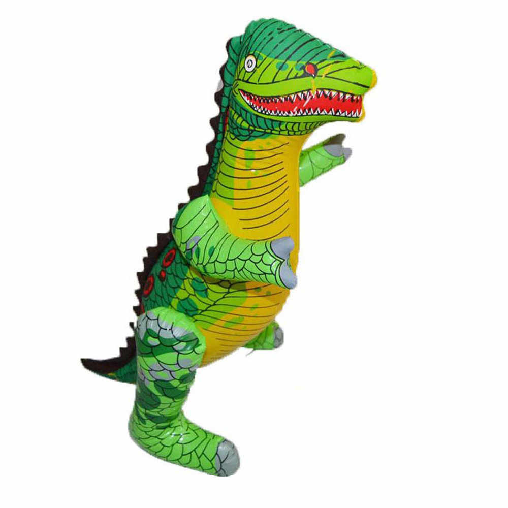 Dinosaur figurines model skeleton fossil blokcs PVC Inflatable Giant Dinosaur Outdoor Indoor Decoration for Kids Toys D300116