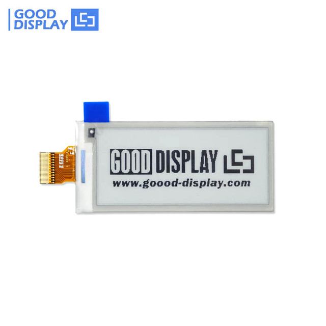 2.9 inch 296*128 resolutie E029A01 EPD display e-paper display panel GDEH029A1 epaper scherm