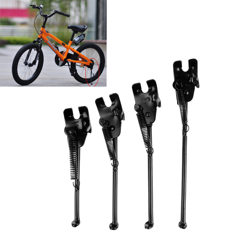 Steel Nonslip Foot Kids Bike Kickstand Side Kick Stand Universal Bicycle MTB Cycling Bicycle Parts Kickstand for Kids Bike