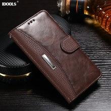 Для Meizu M5S случае idools oriinal Роскошные искусственная кожа Магнитная Бумажник Обложка Телефон Сумки и чехлы для Meizu meilan 5S M612Q M612M 5.2