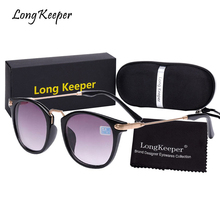 Long Keeper -1.0 -1.5 -2.0 -2.5 -3.0 -3.5 -4.0 Degree Sunglasses Women Men Shortsighted Prescription Myopia Sun Glasses With Box