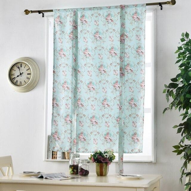 Panel de sala modernos tratamientos persianas salón cocina Floral ...