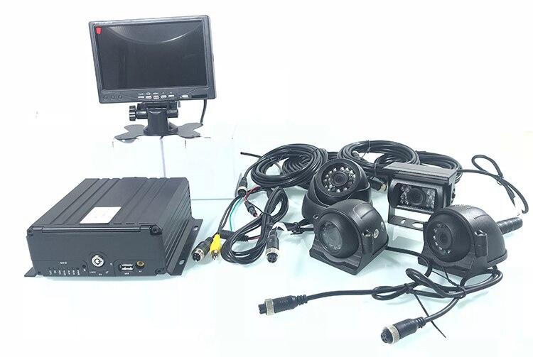 de Monitoramento de vídeo de vídeo ch praça câmera à prova d' água