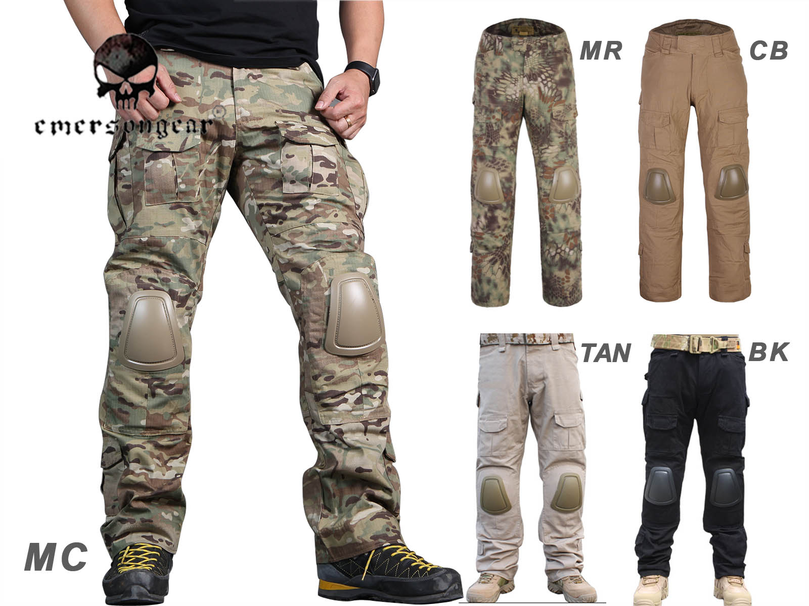 BDU 8 POCKET PANTS,COYOTE MEN