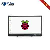 ZB156TNP1/15.6 inch 1920x1080p IPS Dual HDMI HD Portable Extension LCD Screen Display Monitor For Raspberry Pi PS3 PS4 Xbox360