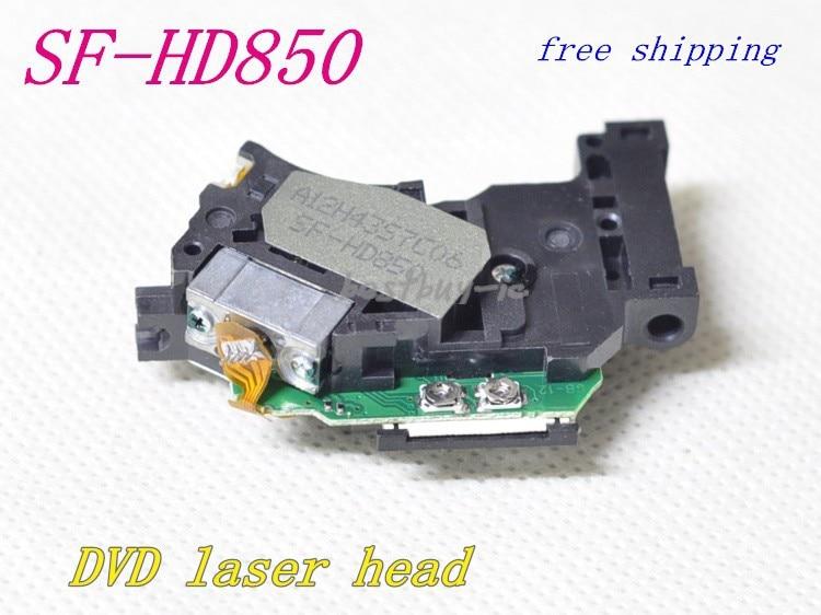 SF-HD850 SFHD850 2 copë / shumë transporti falas kokë optike SF - Audio dhe video në shtëpi - Foto 2