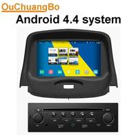 Ouchuangbo S160 Platform Peugeot 206 2008 2012 Audio Dvd Stereo Navigation With USB BT Quad Core