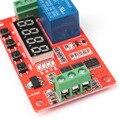 12 V Multifuncional Relé Módulo PLC Domótica Delay Timer Interruptor Auto-Bloqueio