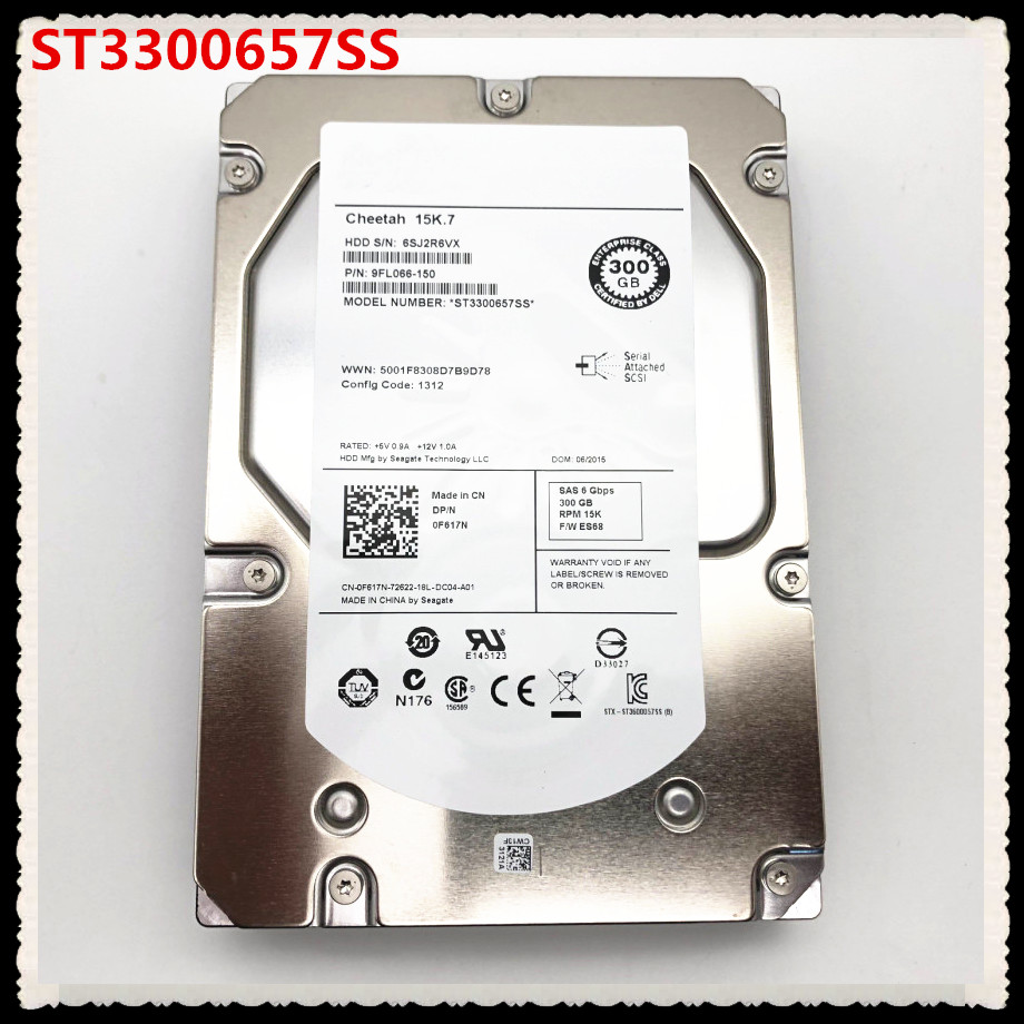 100%New In box  3 year warranty  300G 15K SAS 3.5 ST3300657SS 15K.7   Need more angles photos, please contact me100%New In box  3 year warranty  300G 15K SAS 3.5 ST3300657SS 15K.7   Need more angles photos, please contact me
