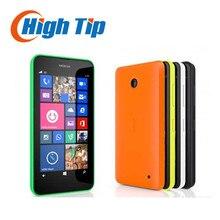 Dual Sim phone Refurbished Original Nokia Lumia 630 windows phone 8.1 Snapdragon 400 Quad Core 4.5″ Screen 3G mobile phone