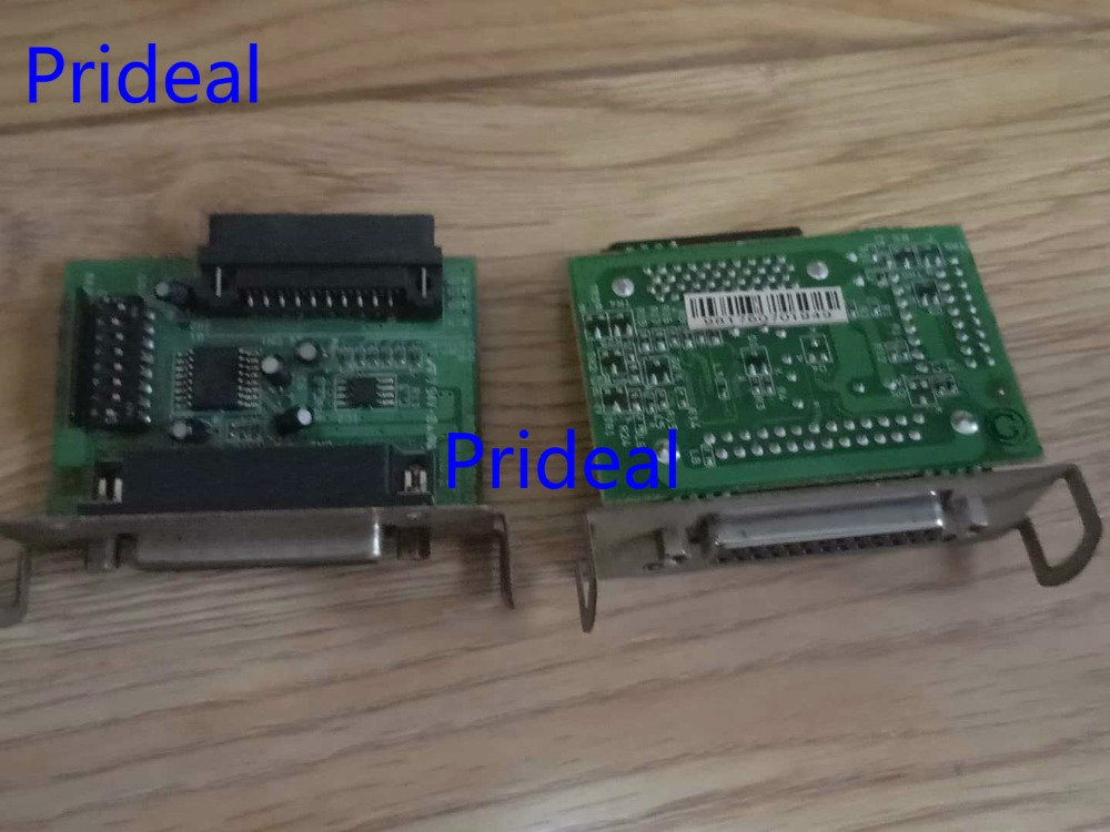 Prideal 10pcs Serial card for St Serial RS232 Interface Card IFBD D2 TSP600 650 TSP700 700II
