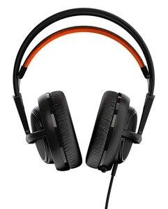 Image 4 - Steelseries fone de ouvido siberia 200, fone de ouvido para jogos durável original com microfone, frete grátis