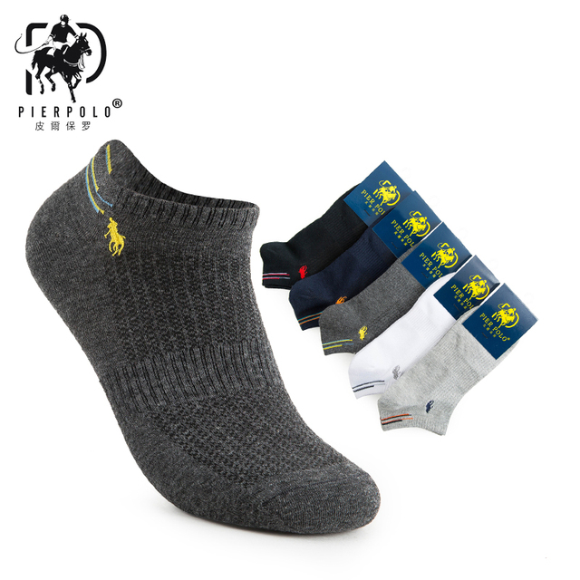 e5e31f78eee96 Calcetines hombre harajuku men's standard compression socks summer happy  socks PIER POLO men cotton short compression