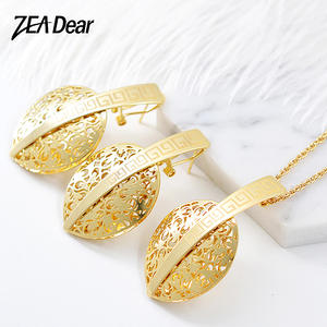 ZEA Dear Jewelry Earrings Necklace For Women Jewelry Set